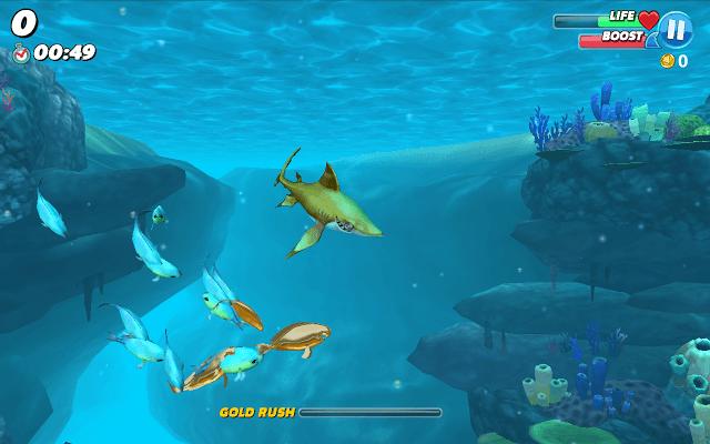 Hungry Shark World Guide