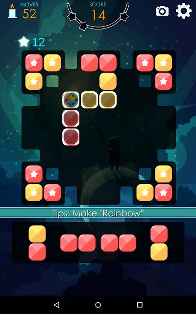 A Rainbow Block