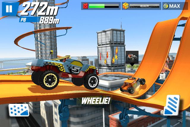Hot Wheels Race Off