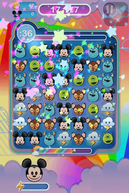 Disney Emoji Blitz - Match-3 Puzzler