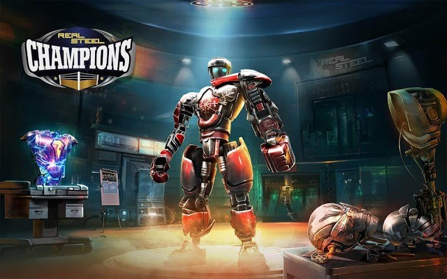 Real Steel Champions - Best Robot Fighting Game on Android