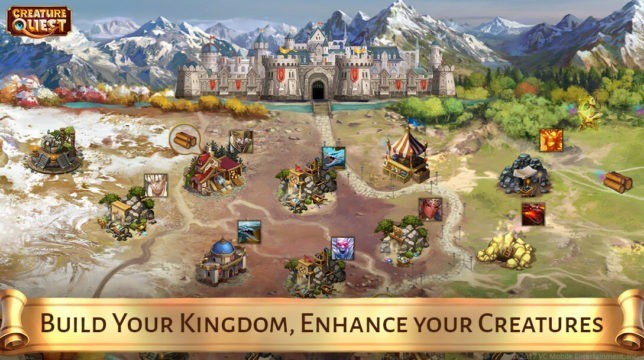 Creature Quest Kingdoms Update