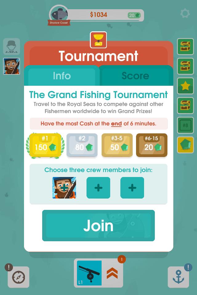 Tournament Mode