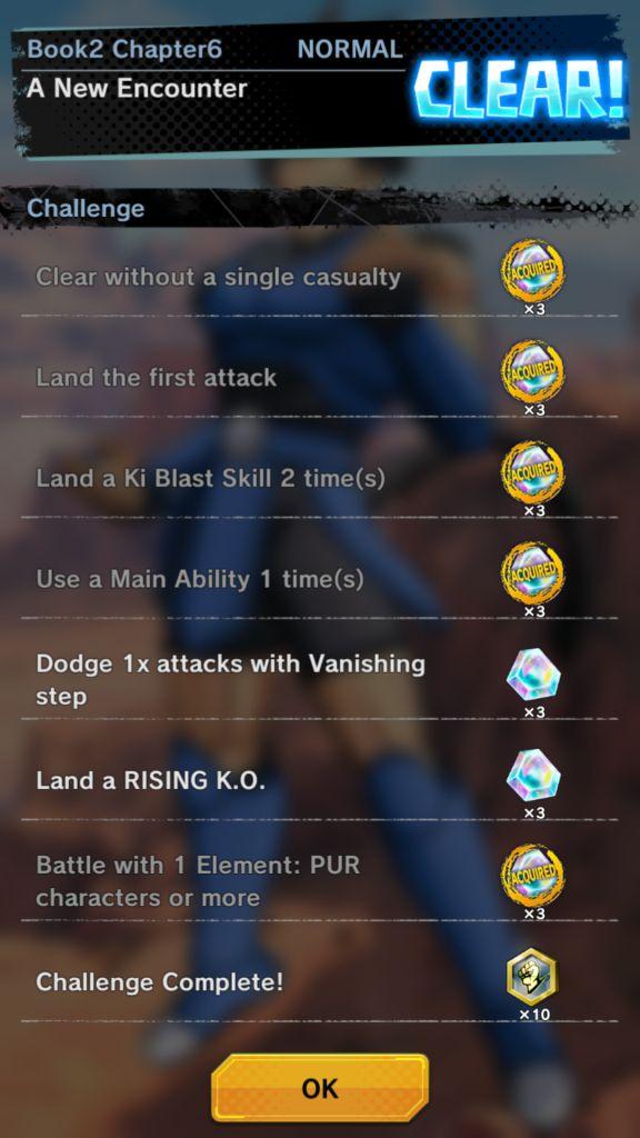 Complete Challenges to get Rewards