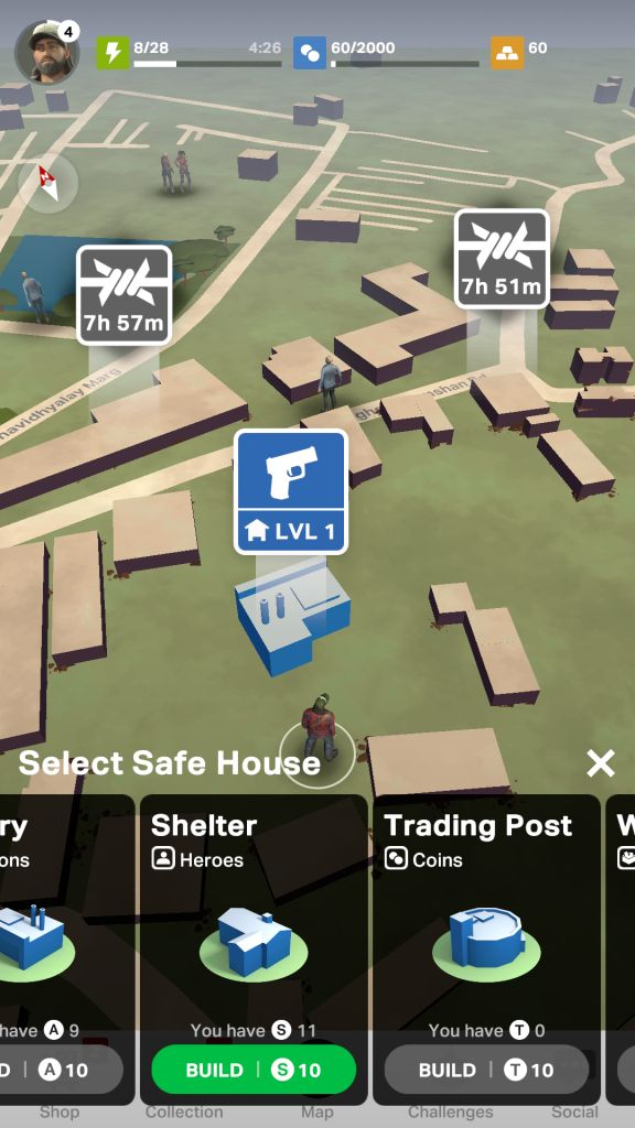 The Walking Dead Our World - A Safe House