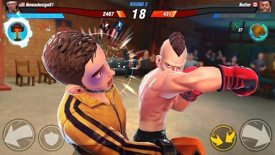 Master all moves in Boxing Star