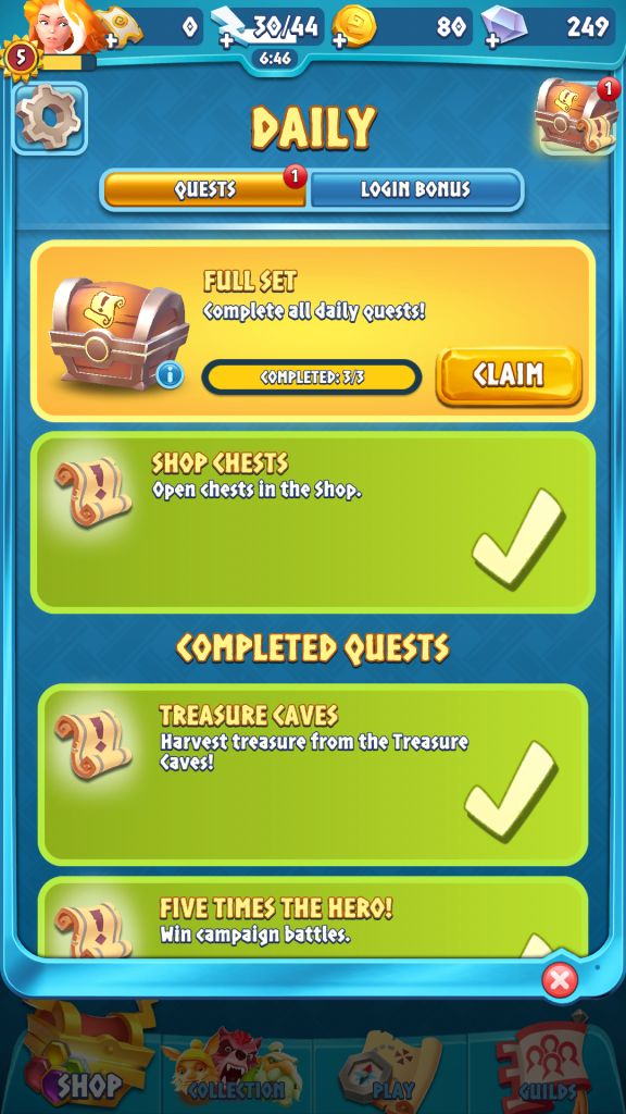 Quest Chest