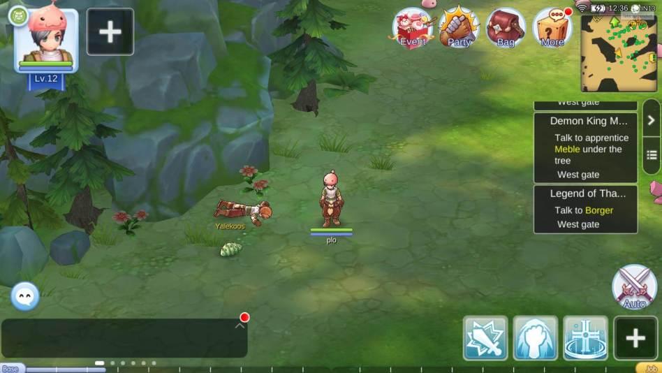 Ragnarok M Play Dead Skill