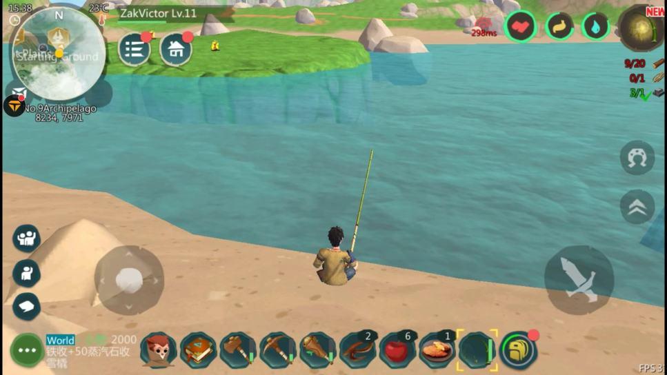 Utopia Origin Fishing Guide