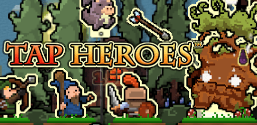 Tap Heroes: Idle Clicker