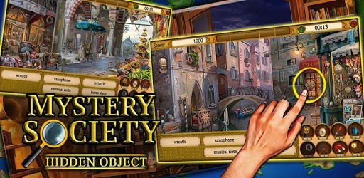 Hidden Objects: Mystery Society Crime Solving - Apps on Google Play