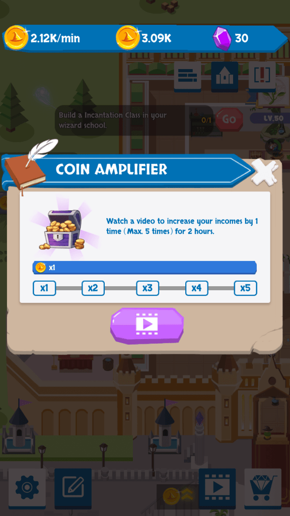 Coin Multiplier