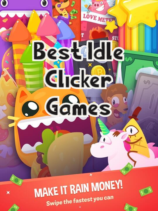 Top idle clicker games for Android