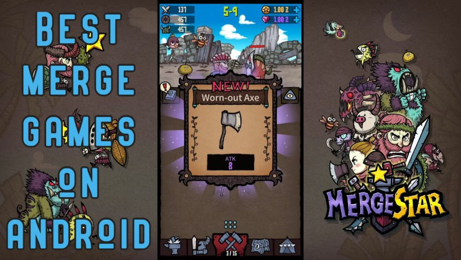 Best Merge Games on Android