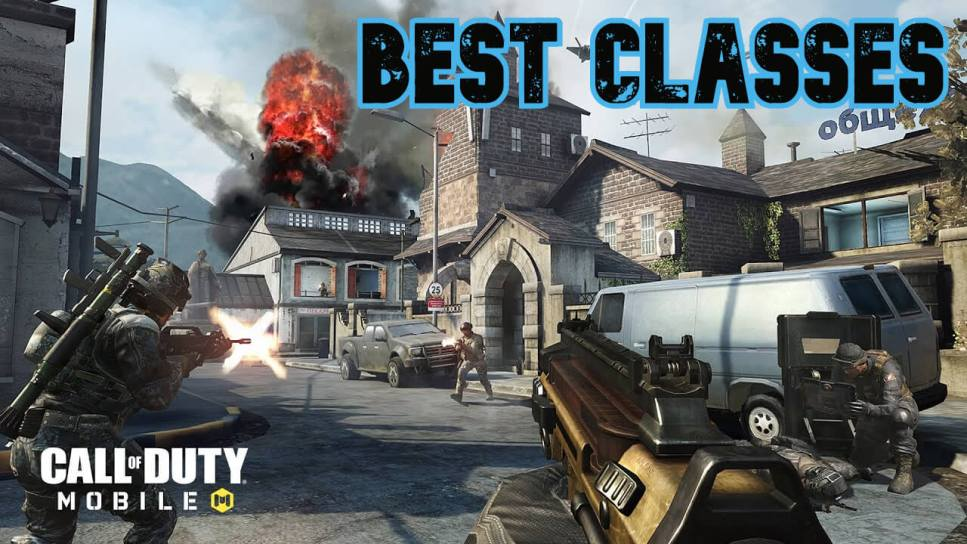 Call of Duty Mobile: Class Guide