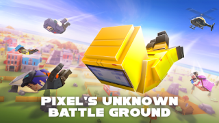 PIXEL'S UNKNOWN BATTLE GROUND