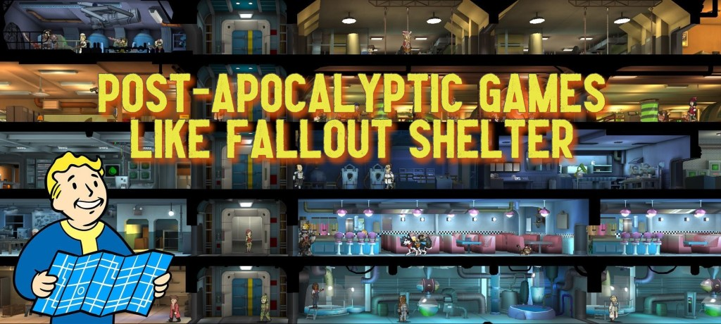Best games like Fallout Shelter