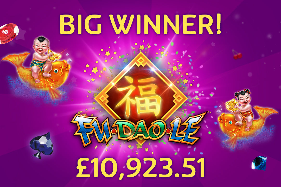 Divine Fortune Jackpot Win | PlayOJO Blog