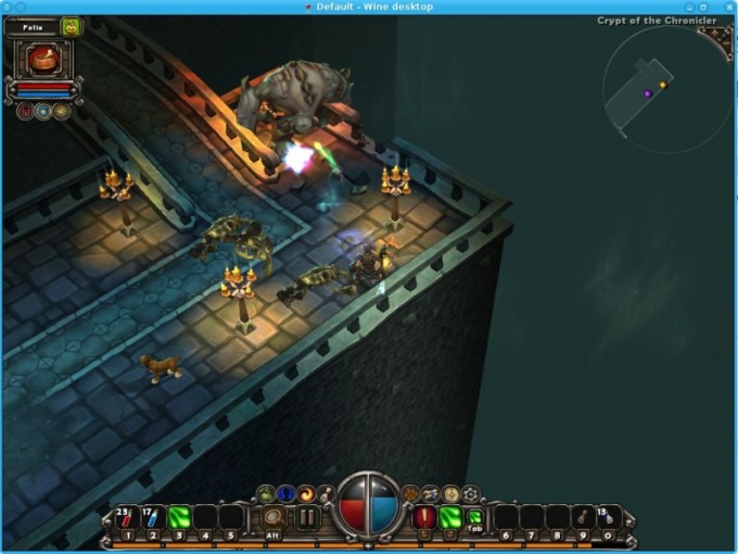 Good Old Games   Torchlight   PlayOnMac   Run your Windows     Miniature Miniature Miniature Miniature