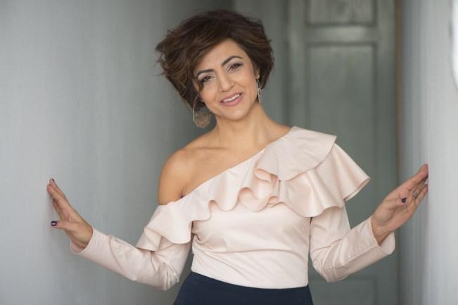 interviu Amalia Sterescu