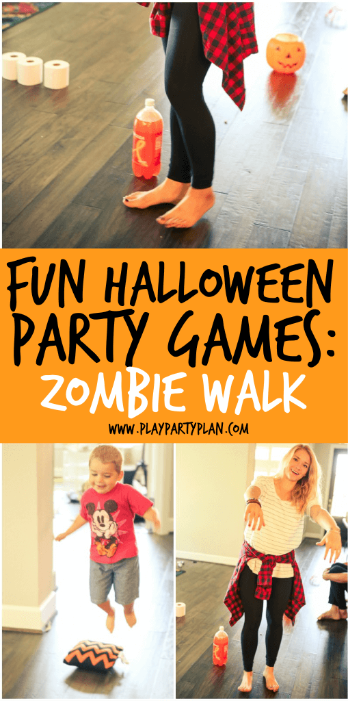 Halloween battle of the balloons. 50 Best Ever Halloween Games For Kids And Adults Play Party Plan