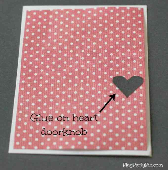 Love these cute I Adore You DIY Valentines!