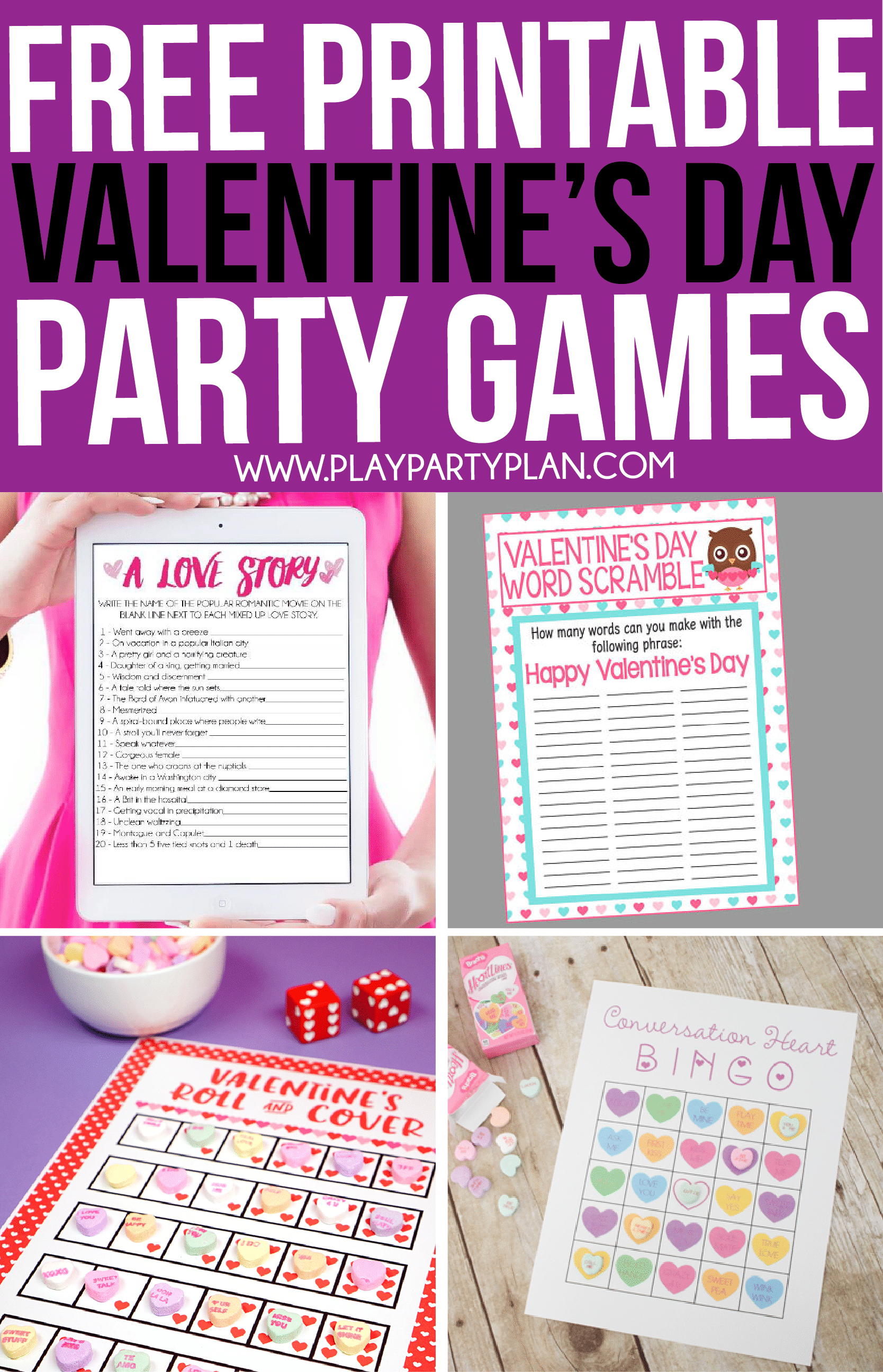 30 Valentine S Day Games Everyone Will Absolutely Love