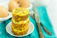 These breakfast hash brown cups are so easy to make.