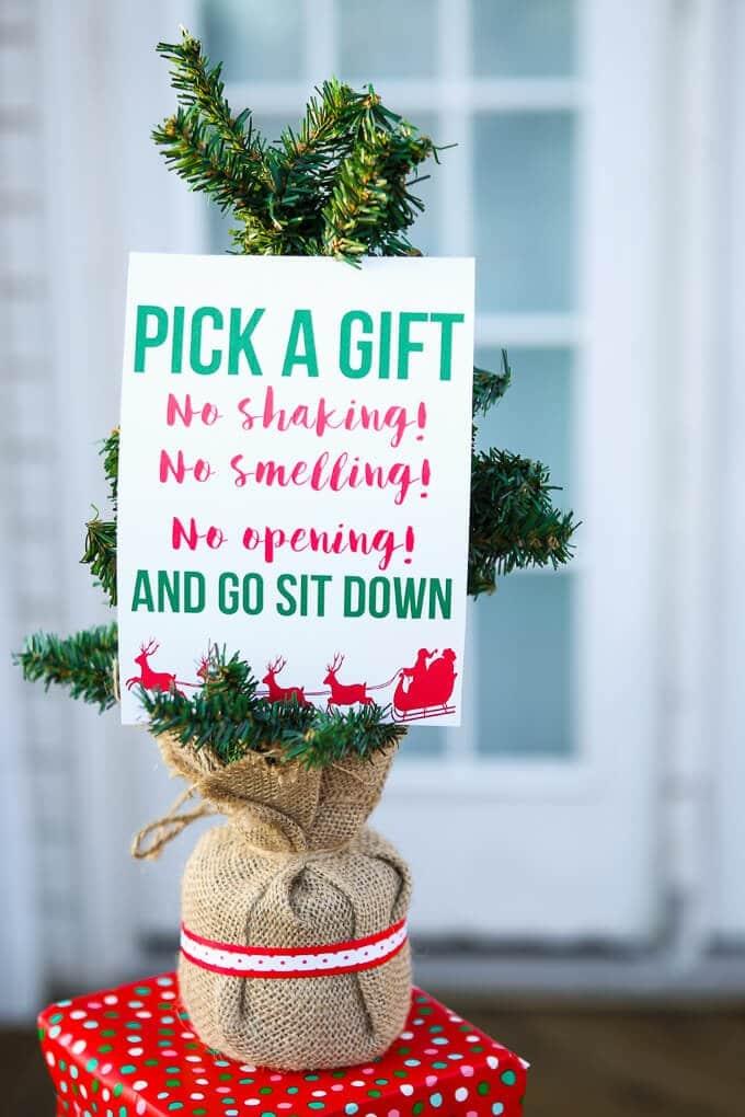 Christmas Gift Exhchange