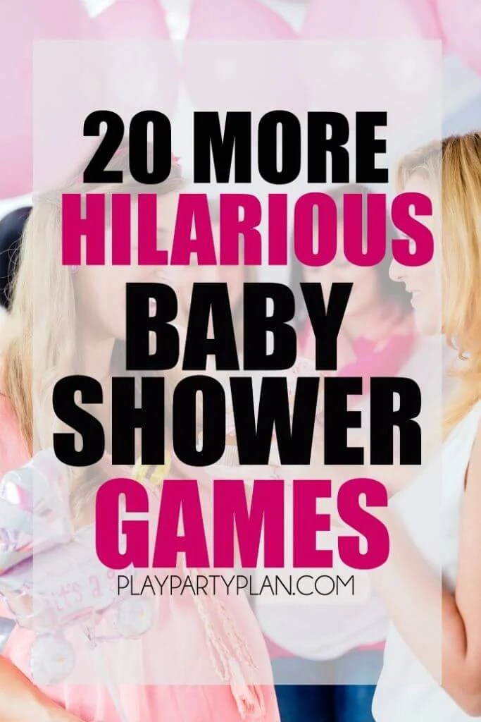 Image Result For Games To Play At Baby Shower For A Boy