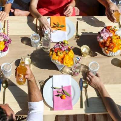 How to Host the Perfect Backyard Bash