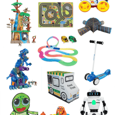 The Best Gifts and Toys for 3 Year Old Boys