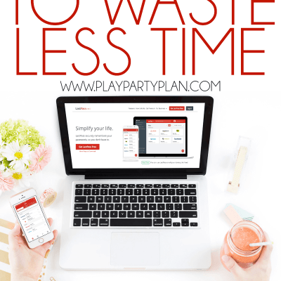 6 Incredibly Simple Tips to Waste Less Time in 2017