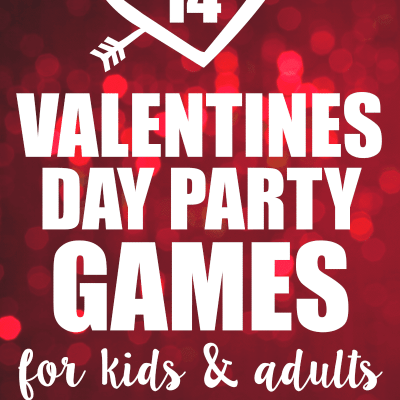 14 Hilarious Valentine Party Games