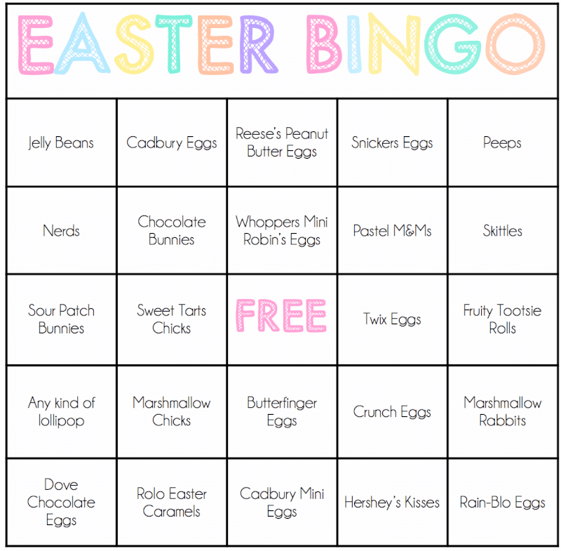 picture regarding Easter Trivia Printable named 10 Distinctive Easter Egg Hunt Options Yourself Surely Really should Check out This
