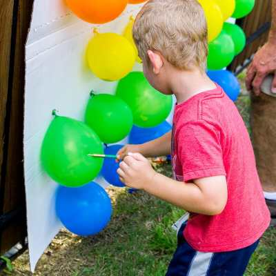 DIY Toy Story Midway Mania Games