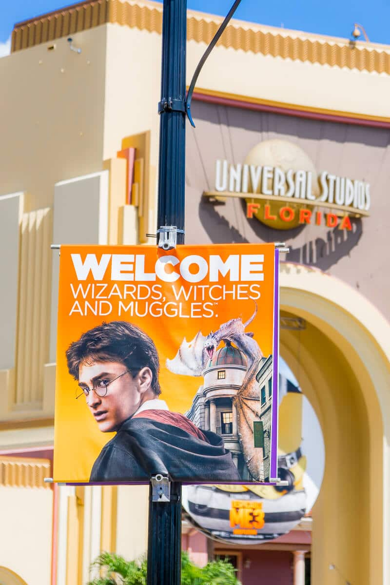 Universal Studios Harry Potter is what dreams are made of