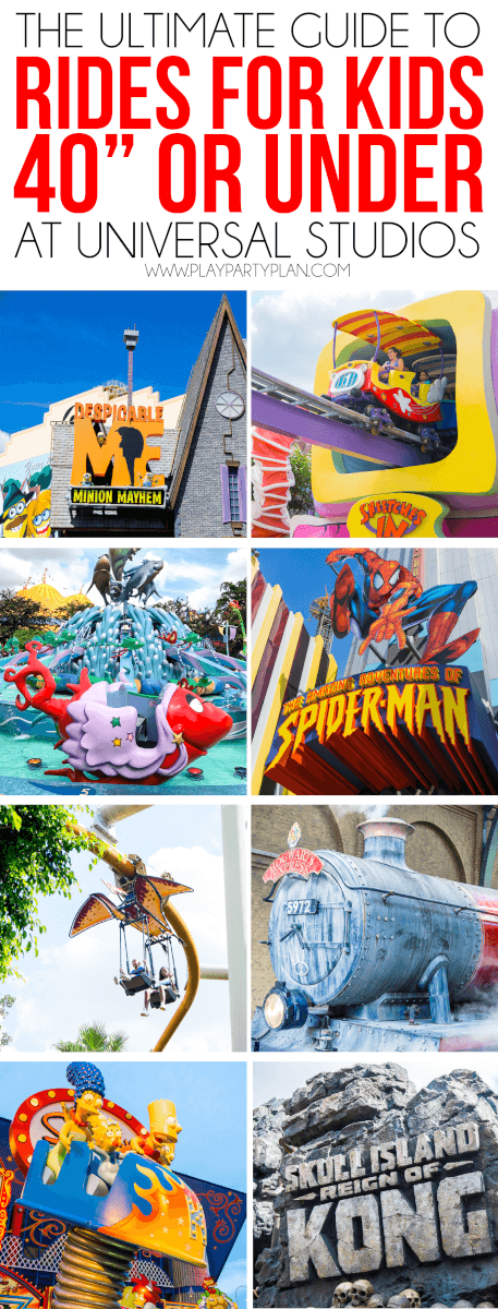 Tips, hacks, and secrets for visiting Islands of Adventure & Universal Studios Orlando with kids! Touring guides, what food to eat, a complete guide to rides, the best tickets to buy, planning tips, what to do in Harry Potter land, and more!