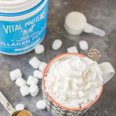 Healthy Homemade Hot Chocolate Recipe