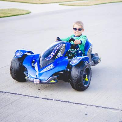 Power Wheels Boomerang: The Hot Holiday Gift for Kids Who Love Cars and Speed
