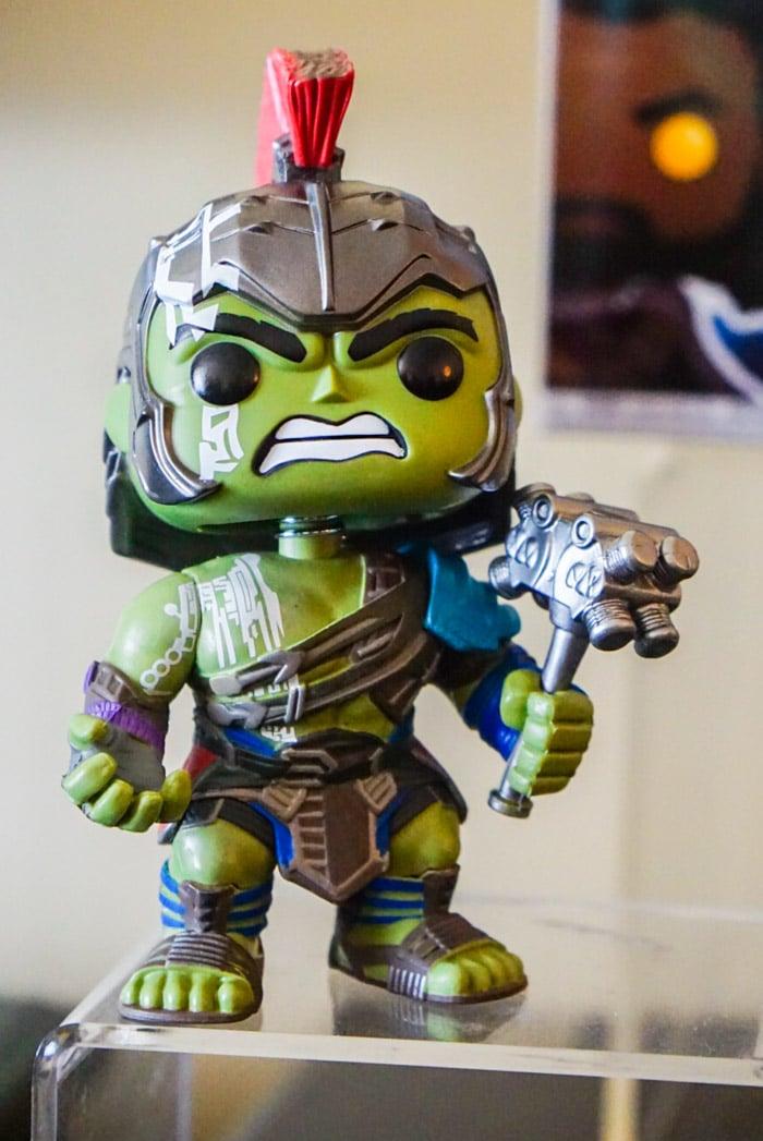 Funko Pop Marvel Thor Ragnarok