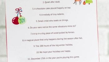 25 hilarious minute to win it christmas games for kids and adults
