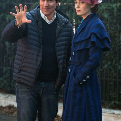 An Interview with Mary Poppins Returns' Director Rob Marshall
