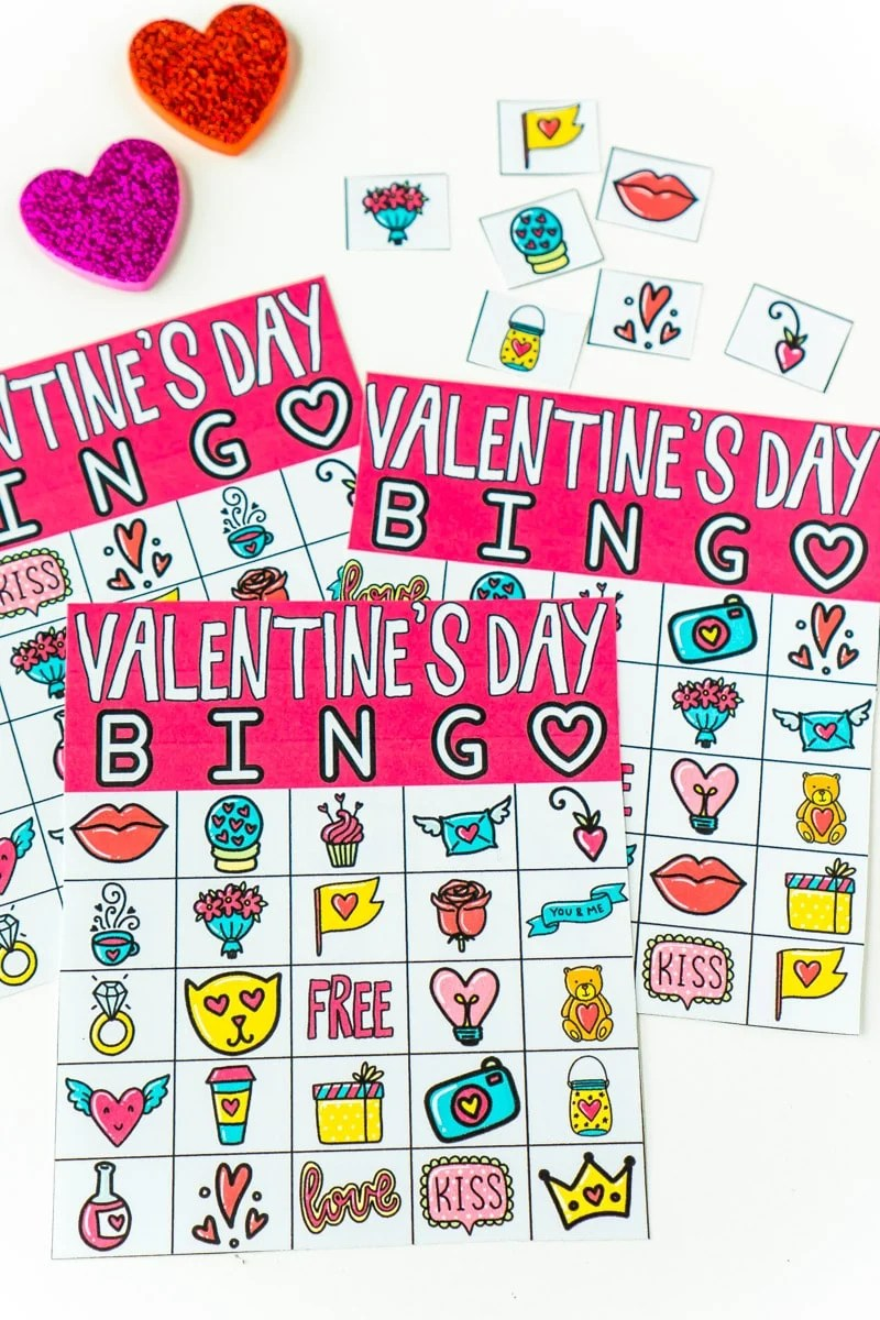 image regarding Shooting for Brownie Points Free Printable called 14 Hilarious Valentine Get together Game titles Absolutely everyone Will Delight in - Engage in