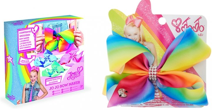 Where To Buy The JoJo Siwa Bow Maker In The UK 2017