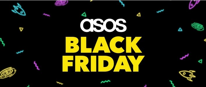 Image result for asos black friday 2018