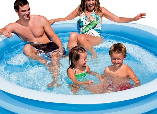 Blue Swim Centre Pool £14.98 @ John Lewis