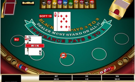 Special Features- free Pontoon at online casinos
