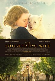 Cinema Review : The Zookeeper's Wife