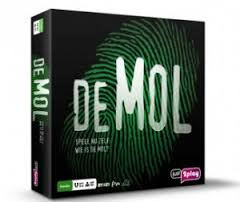 Review : De Mol Bordspel